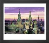 St Basil&#39;s Cathedral  Red Square  Moscow  Russia