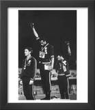 Black Power Salute  1968 Mexico City Olympics