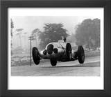 Manfred Von Brauchitsch Becomes Second in the Donington Grand Prix 1937
