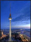 Germany  Berlin  Alexanderplatz  Tv Tower (Fernsehturm)