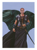 Armor Shirted Angel