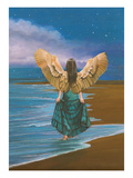 Seashore Angel
