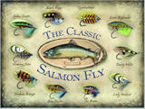 The Classic Salmon Fly