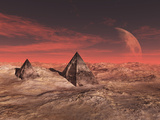 Sardukas Pyramids Year of the Sun Mars 2120