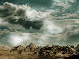 Thunderstorm Escarda Planes Mars 2120
