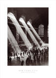 Grand Central Station Reproduction d'art
