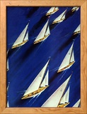 """Sailboat Regatta "" June 29  1940"