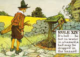 Rules of Golf - Rule XIV