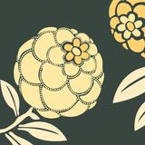 Fleur Jaune I