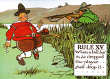Rules of Golf - Rule XV