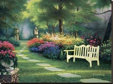 Garden Bench