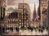 Wall Street 1890