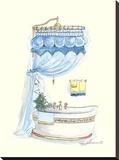 Tubs With Curtains-Bathtime Elegance