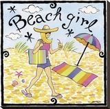 Beach Girl I