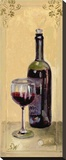 Red Wine With Glass
