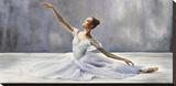 Ballerina Tableau sur toile par Pierre Benson