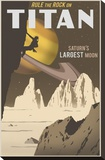 Rock Climbing on Titan