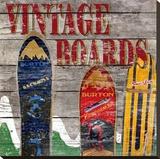Vintage Snow Boards