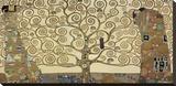 L'arbre de vie Tableau sur toile par Gustav Klimt