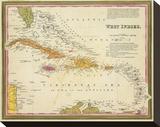 West Indies  c1846