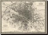 Paris  France  c1860