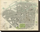 Brussels  Belgium  c1837
