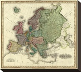 Europe  c1823