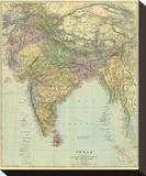 Composite: India  c1901
