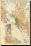 San Francisco and Vicinity  California  c1915