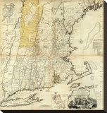 Composite: New England  c1776