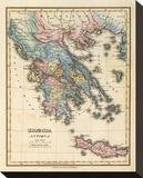 Graecia Antiqua  c1823