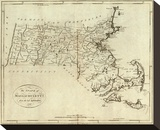 State of Massachusetts  c1796