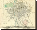 Parma  Italy  c1840