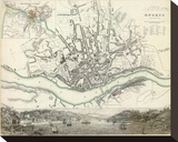 Porto  Portugal  c1833