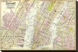New York  Brooklyn  Jersey City  c1891
