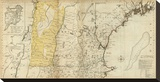 The Provinces of Massachusetts Bay and New Hampshire  Northern  c1776