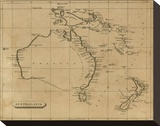 Australasia  c1812