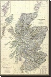 Composite: Scotland  c1861
