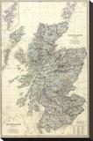 Composite: Scotland  c1861