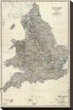 Composite: England  Wales  c1861