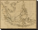 East India Islands  c1812