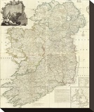 Composite: Ireland  c1790