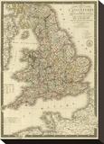 Angleterre  Galles  c1827