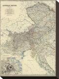 Austria West  c1861