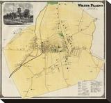 White Plains  New York  c1868
