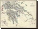 Greece  c1861