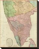 Composite: India Peninsula  c1800