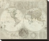 Composite: World or Terraqueous Globe  c1787