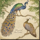 Peafowls