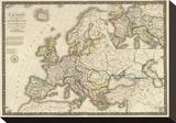 L'Europe sous l'Empire de Charlemagne  c1826